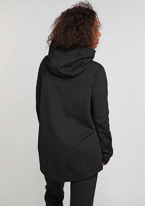 NIKE Hooded-Zipper Tech Fleece Cape black/black/black