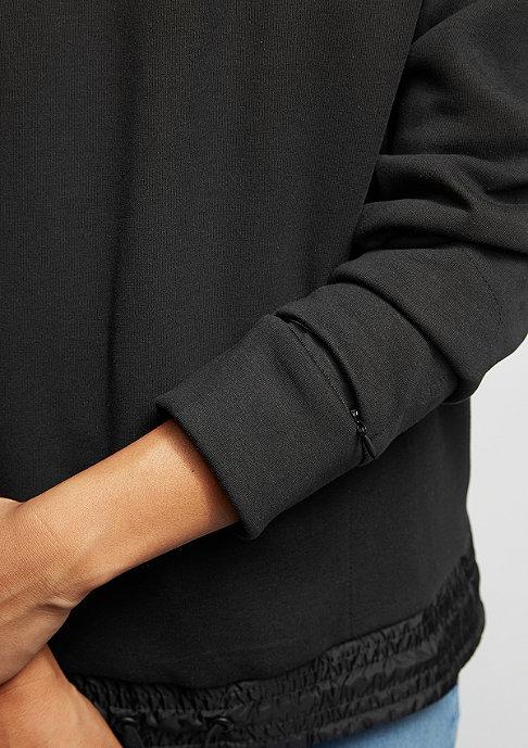 NIKE Hooded-Sweatshirt Advance 15 black/black/black