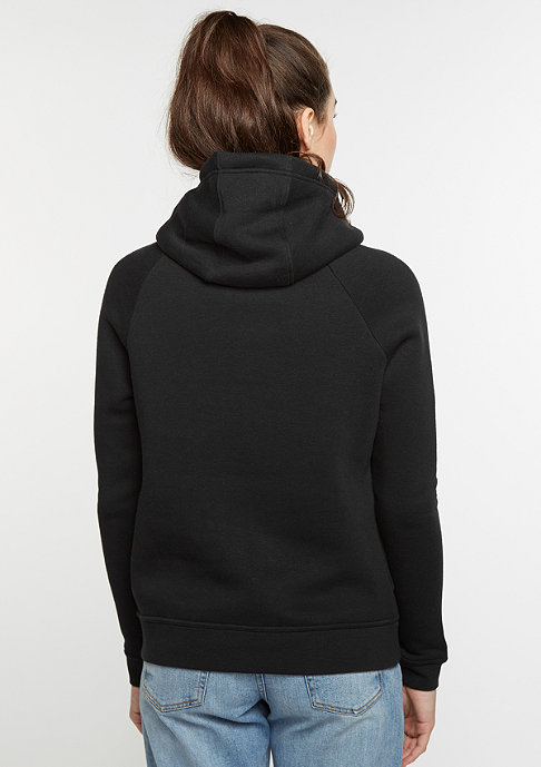 NIKE Ralley Hoody GFX1 black/black/antique silver