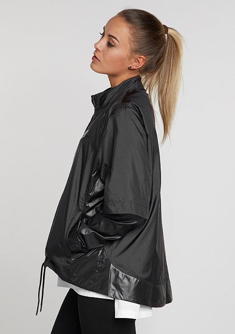 NIKE ÜbergangsjackeSportswear black/black