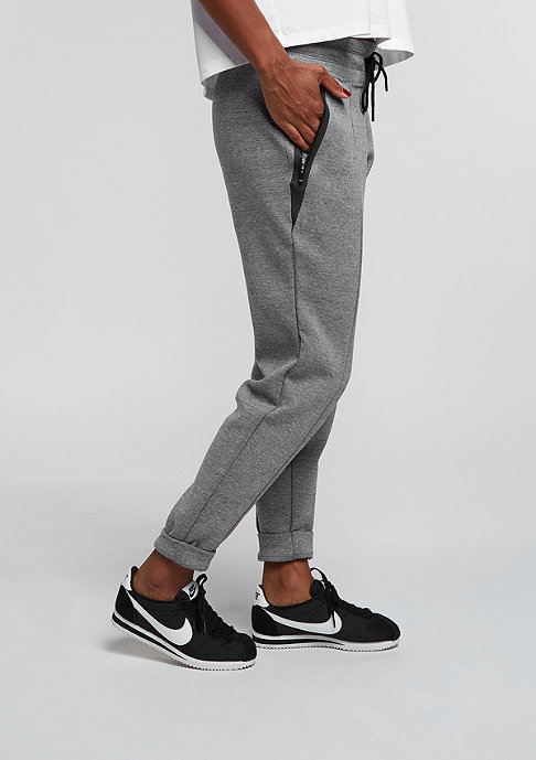 NIKE Tech Fleece Pant carbon heather/carbon heather/black