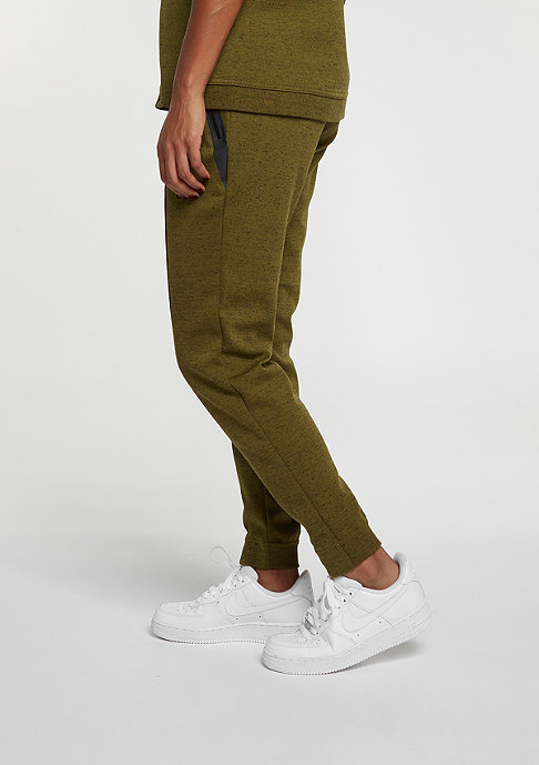 NIKE Tech Fleece Pant olive flak/heather/olive flak