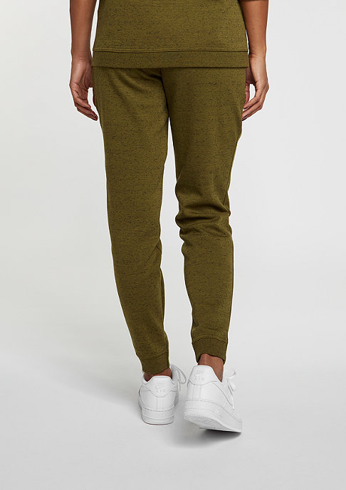 NIKE Trainingshose Tech Fleece Pant olive flak/heather/olive flak