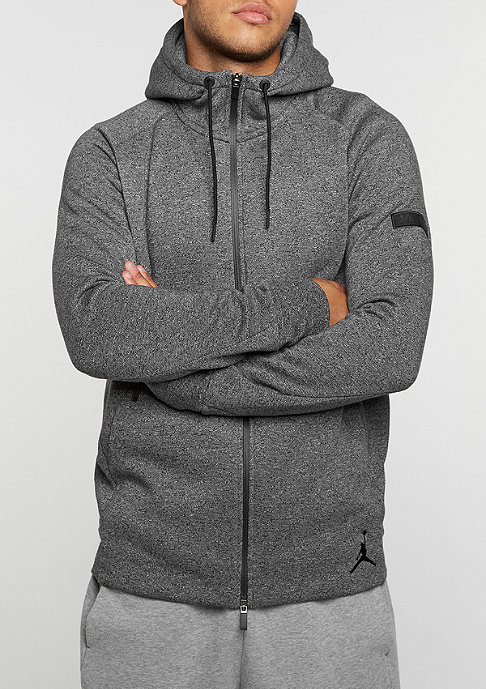 JORDAN Icon Fleece Full-Zip black/black