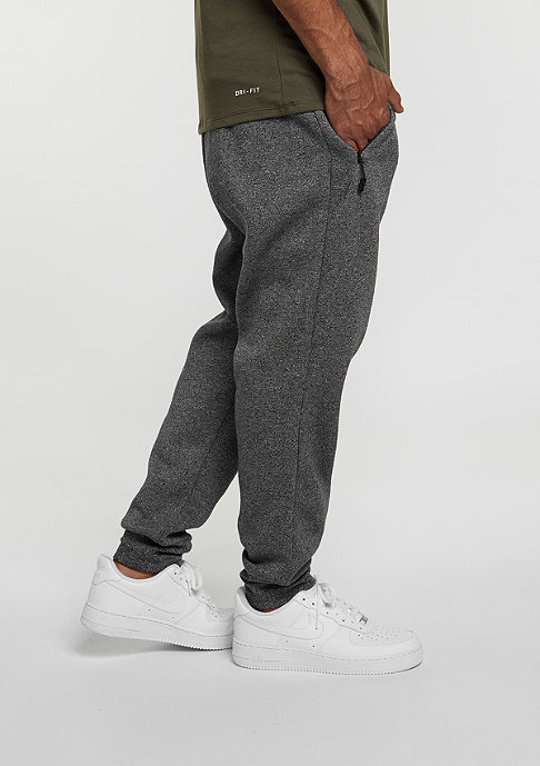 JORDAN Trainingshose Icon Fleece Cuff Pant black/black