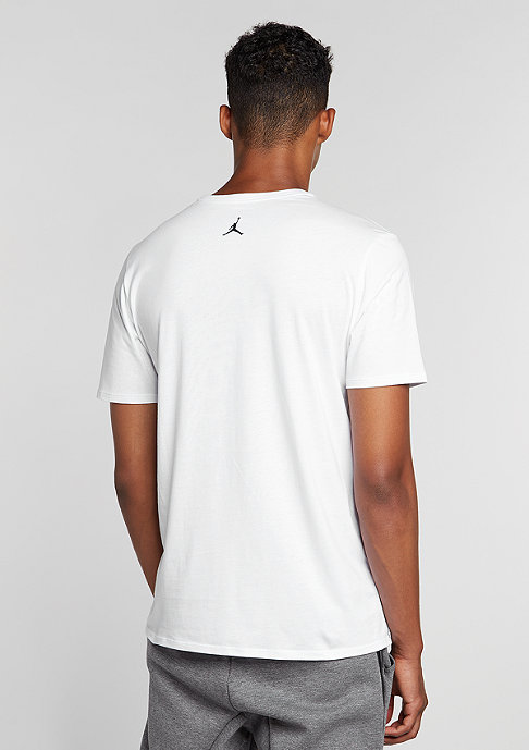 JORDAN T-Shirt Air Dreams white/black