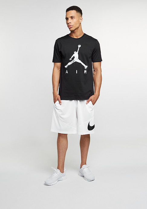 JORDAN T-Shirt Jumpman Air Dreams black/white