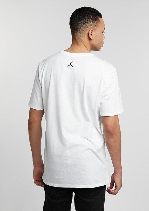 JORDAN T-Shirt Jumpman Air Dreams white/black