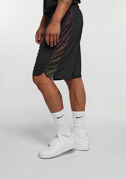 NIKE Elite Basketball Short black/black/volt