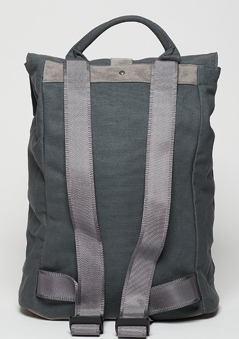 Mi-Pac Rucksack Day Pack Canvas charcoal