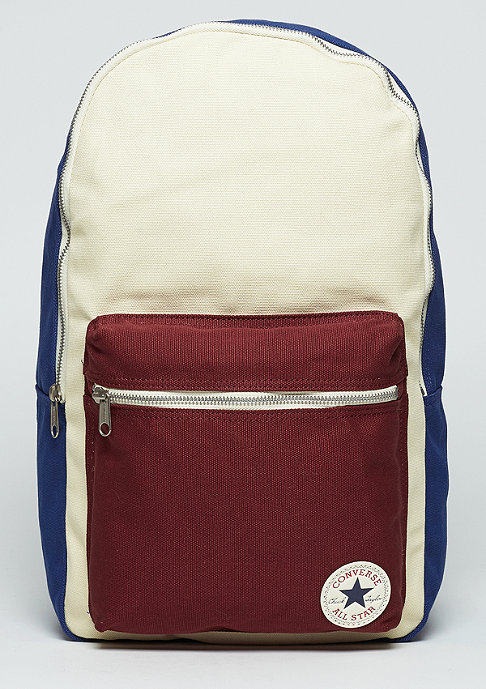 Converse Rucksack blue/natural/red