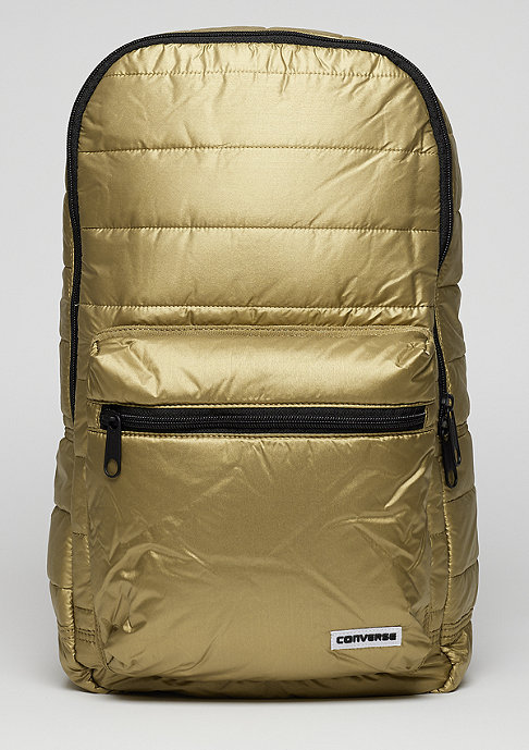 Converse Packable Backpack gold