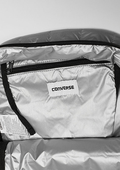 Converse Packable Backpack silver