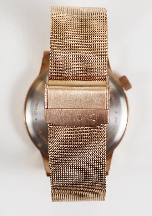 Komono Horloge Winston Royale gold/white