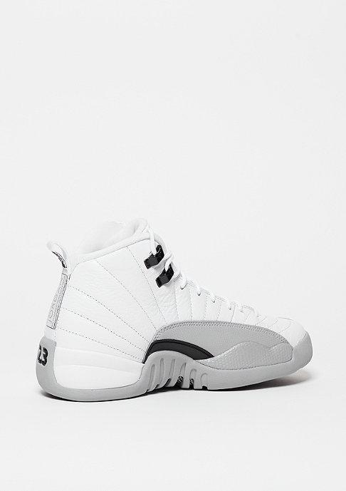JORDAN Air Jordan 12 Retro white/black/wolf grey