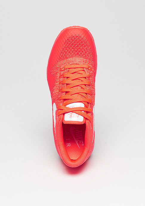 NIKE Air Max 1 Ultra Flyknit bright crimson/white/university red