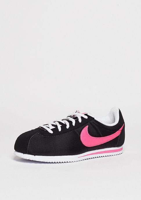 NIKE Cortez Nylon black/pink blast/white