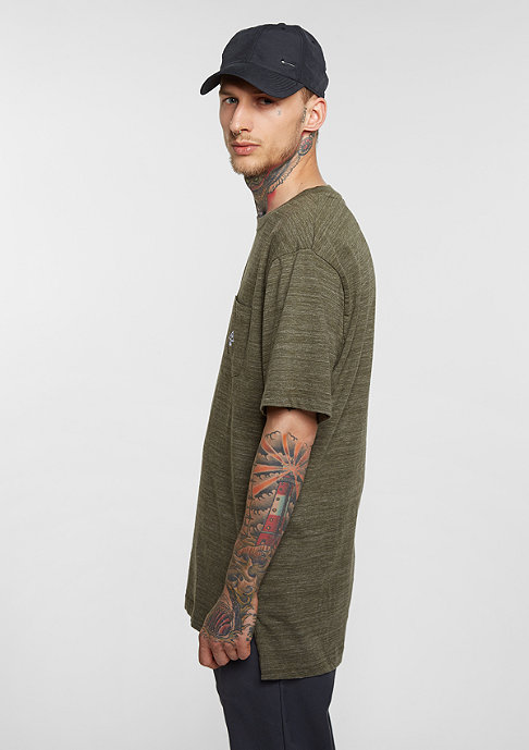 LRG T-Shirt All Natural olive heather