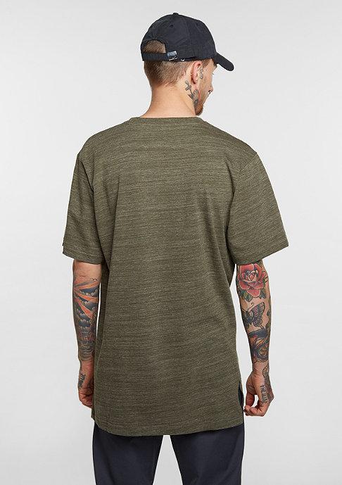 LRG All Natural olive heather