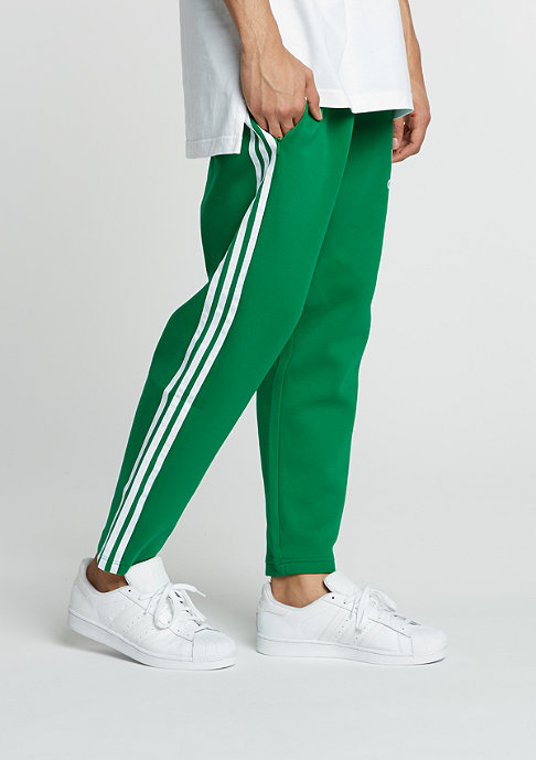 adidas Trackpants green/white