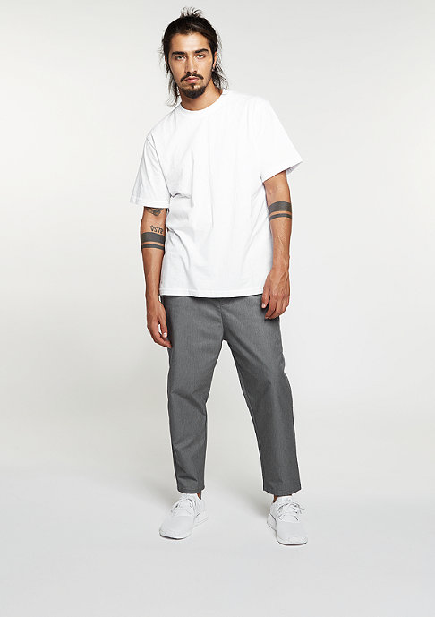 LRG Chino Slouch Pant charcoal heather