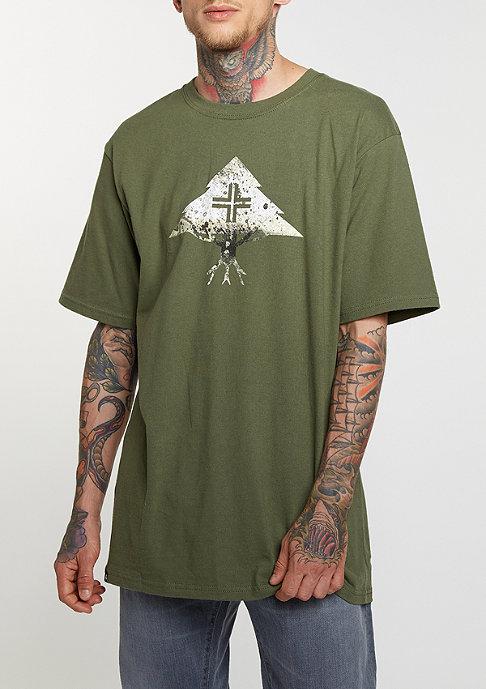 LRG T-Shirt Edition 1947 olive darb