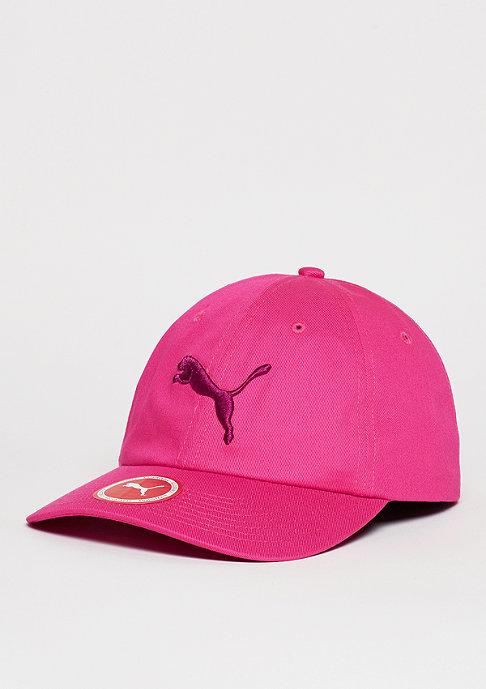 Puma Baseball-Cap ESS fuchsia purple/big cat