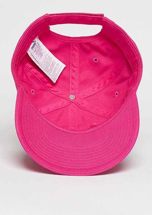 Puma Baseball-Cap ESS fuchsia purple/big cat