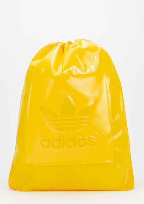 adidas Gymsack AC equipment yellow