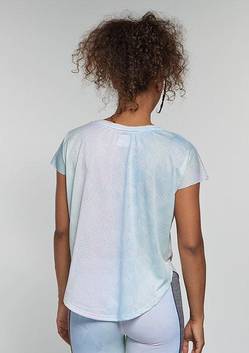 SNIPES Tee grey/multicolor