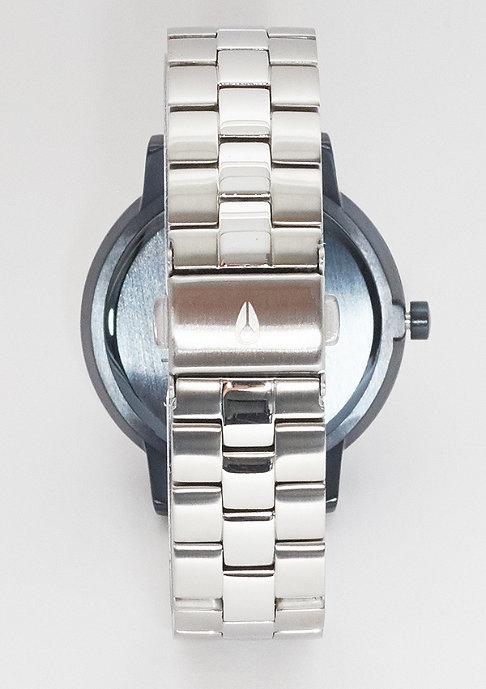 Nixon Kensington navy/silver