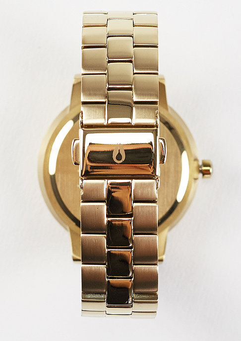 Nixon Kensington light gold/pink