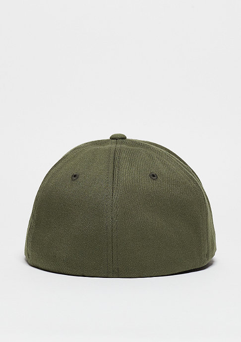 Nixon Fitted-Cap Deep Down FF Athletic Fit Hat olive