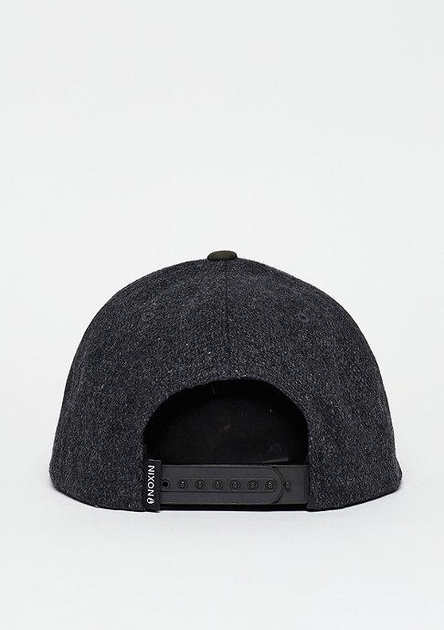 Nixon Snapback-Cap Exchange wool/camo