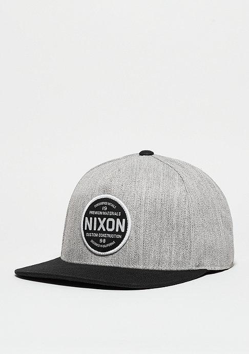 Nixon Snapback-Cap Lazaro 110 black