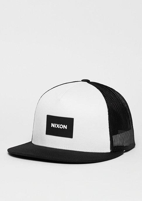 Nixon Trucker-Cap Team black/white