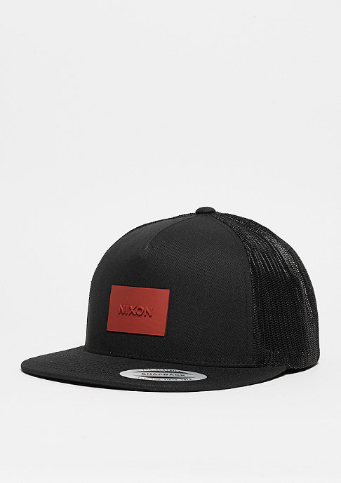Nixon Team Trucker black/red