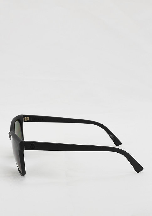 Electric Sonnenbrille Bengal matte black/melanin grey
