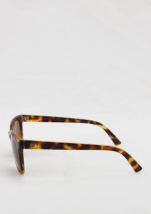 Electric Sonnenbrille Bengal tortoise shell/melanin bronze