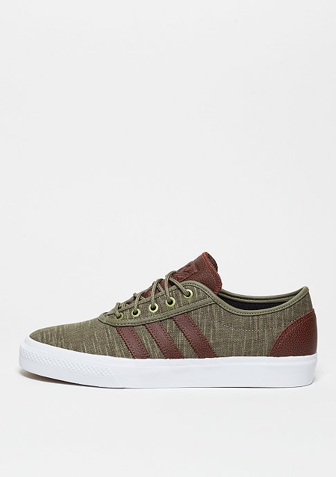 adidas Schuh Adi-Ease simple brown/redwood/white