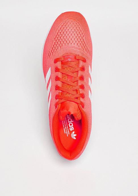 adidas ZX Flux EM solar red/white/solar red