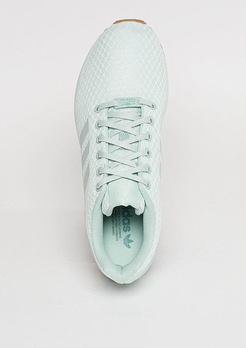adidas ZX Flux vapour green/vapour green/gum