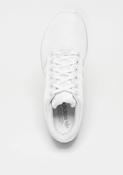 adidas ZX Flux white/white/clear grey