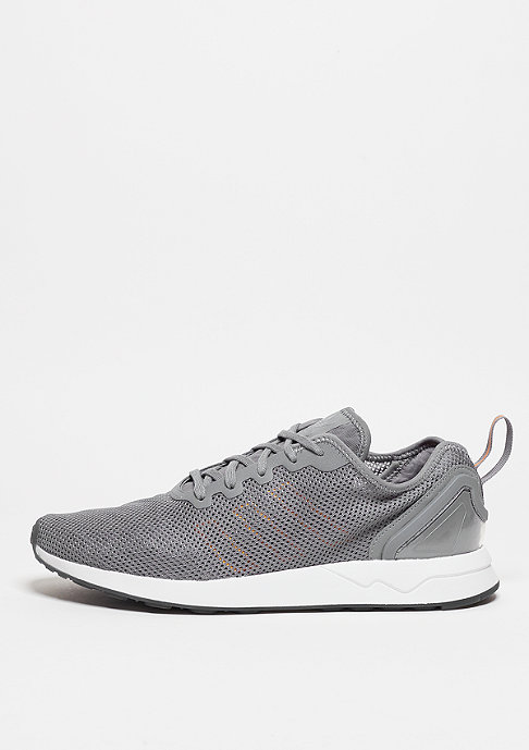 adidas Laufschuh ZX Flux ADV SL grey/equipment orange/white