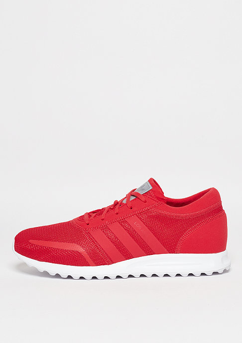 adidas Laufschuh Los Angeles ray red/ray red/white