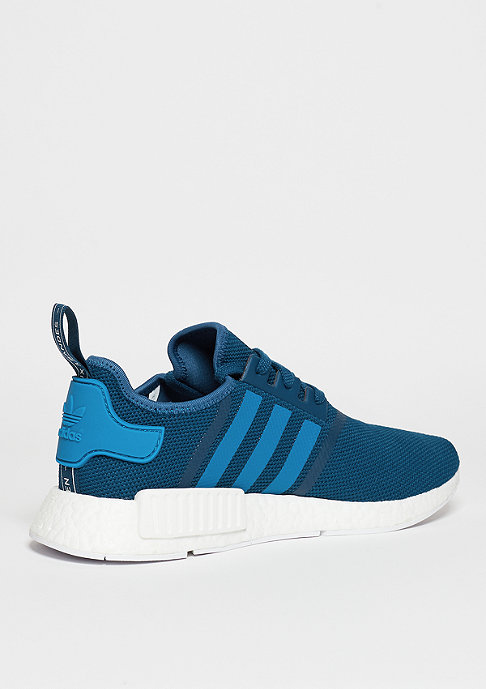 adidas NMD Runner tech steel/unity blue/white