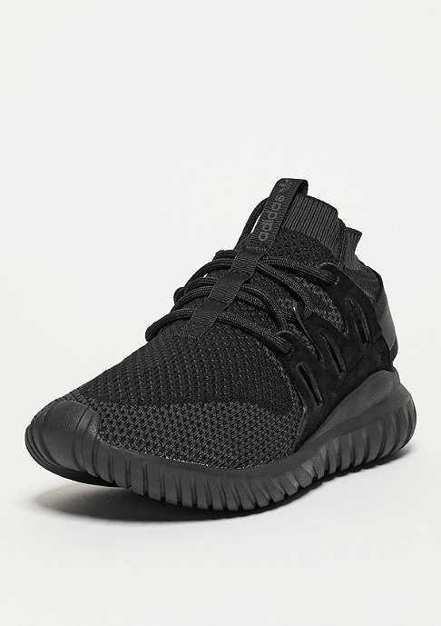 adidas Laufschuh Tubular Nova Primeknit core black/night grey/core black