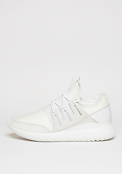 adidas Tubular Radial crystal white/crystal white/crystal white