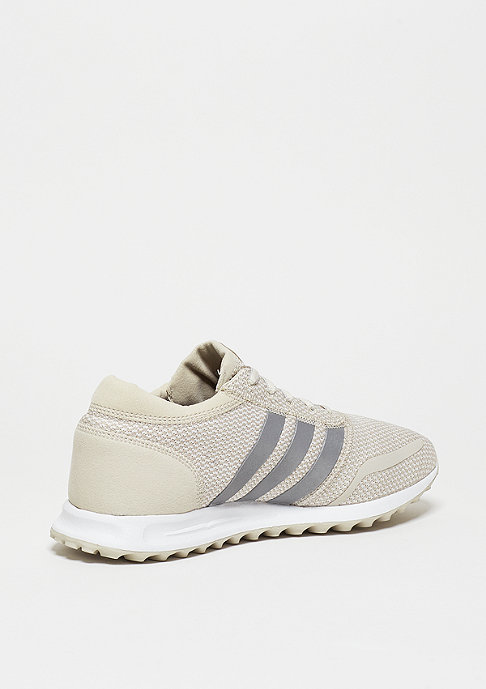 adidas Laufschuh Los Angeles clear brown/silver/white