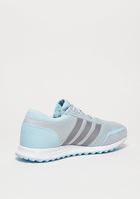 adidas Laufschuh Los Angeles ice blue/silver metallic/white